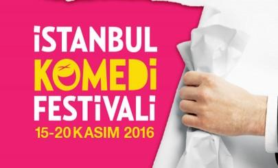 Türkiye'de İlk Kez: İstanbul Komedi Festivali